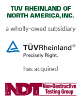 TUV Rheinland / Non Destructive Testing Group